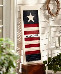 Spray Paint Vinyl Shutters - star spangled shutter project seasonal spray paint projects