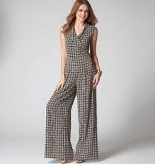 jumpsuit stitching pattern make this jumpsuit out of a stretch denim and you ll wear it all