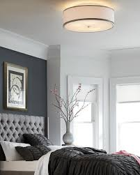 Flush Ceiling Lights For Bedroom Chandeliers Drum Flush Ceiling Light Semi Flush Mount