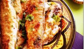 cuisiner le merlan merlan frit à la chermoula recette facile aux délices du palais