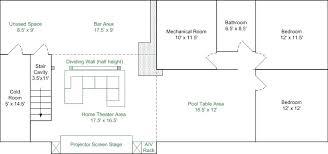 how to design a basement floor plan basement layout ideas basement plans basement ranch house plan