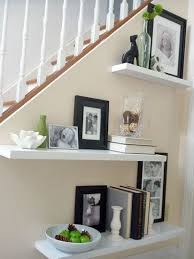 Home Stairs Decoration Best 25 Stairway Wall Decorating Ideas On Pinterest Stair Decor