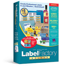 label factory deluxe 4 label maker software