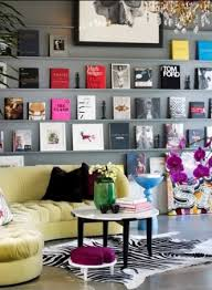 decor books on display t a n y e s h a