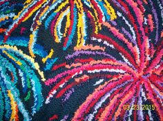 Rug Hooking Daily Bernice Rug Hooking Daily Rug Hooking Patterns Pinterest