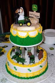 deere cake toppers deere wedding decorations wedding corners
