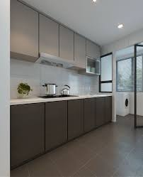 kitchen cabinet design singapore renovation guide to layout and configurations for your