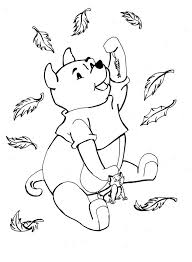 winnie the pooh coloring in pages winnie the pooh coloring