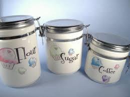 cupcake canisters for kitchen super mega cupcake kitchen canisters kitchen canisters kitchens