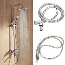 easy use flexible shower head best home decor inspirations