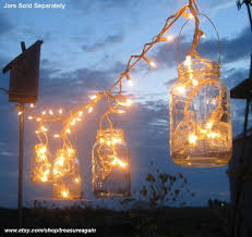 Mason Jar String Lights 41 Best String Lights Images On Pinterest String Lights Lantern