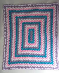 free pattern granny square afghan rectangle granny square afghan crochet pinterest granny