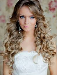 long curly side hairstyle side hairstyles for long for prom