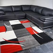 tappeto moderno rosso gallery of tappeti moderni tappeto grigio moderno tappeto di