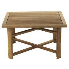 table pliante jardin table basse pliante de jardin naturel guerande les tables