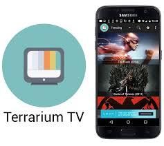 apk app terrariumtv apk terrariumtv app