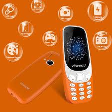 vkworld z3310 quad band unlocked phone z3310 a 18 99 online