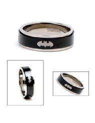 Batman Wedding Rings by 8mm Tungsten Batman Wedding Band Ring Size N Z 1 2 Batman