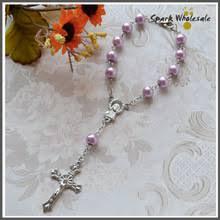 baby rosary bracelet compare prices on catholic rosary bracelet online shopping buy