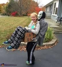 Halloween Illusion Costumes Man Box Costume Illusion