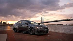 white mitsubishi kavinsky mitsubishi lancer evolution wallpaper cars wallpaper better 1920