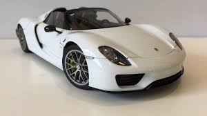 Porsche 918 Gas Mileage - 1 18 autoart porsche 918 spyder youtube