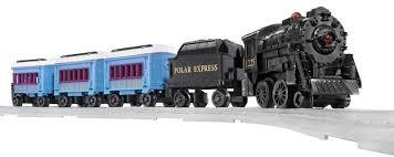 lionel lines polar express set toys