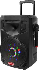 portable speaker with lights bluetooth dj portable trolley speakers usb portable speaker with