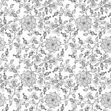 vector flower seamless pattern background texture for