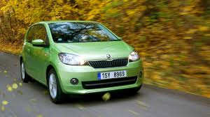 skoda skoda citigo review top gear