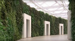 Vertical Wall Garden Plants by Create Plants On Walls Vertical Garden With Forest Pack For 3ds