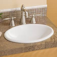 drop in bathroom sink befitz decoration