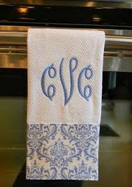 monogrammed dishes that this was set out in my monogram is it that common i