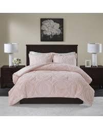 Blush Pink Comforter Amazing Deal On Madison Park Nova Blush Embroidered Medallion