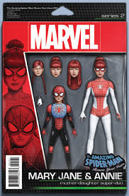 image amazing spider man renew your vows vol 2 1 action figure