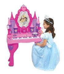 Vanity Playset Kids Authority Deluxe Princess Beauty Vanity Set Piano Kids