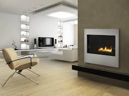 modern contemporary gas fireplaces u2014 contemporary
