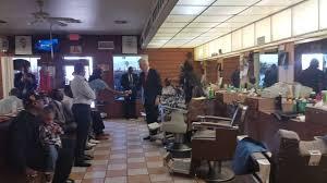 bill clinton hair unlimited barber shop in las vegas nv youtube