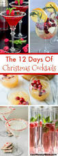 the best christmas cocktails 12 days of holiday fun fun money mom