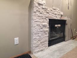 veneer stone for fireplace home design very nice contemporary