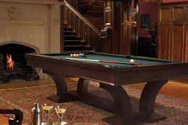 Pool Table In Living Room How To Choose A Billiard Table Buying Guide Home Interior