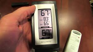 the basics about using a wireless thermometer in your garden