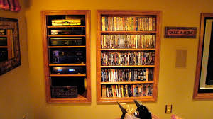 home theater shelving component rack for home theater equipment design and ideas homes