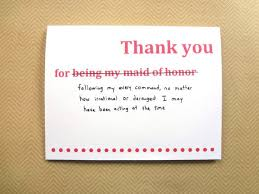 how to write a thank you letter to your bridal wedding for