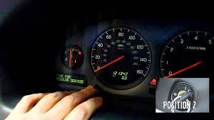 check stop l volvo s60 ipd volvo service light reset 2002 07 v70 xc70 s80 2002 09 s60 2005