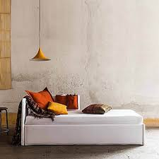 sofa bed with storage box single beds in wrought iron wood or upholstered my italian living ltd