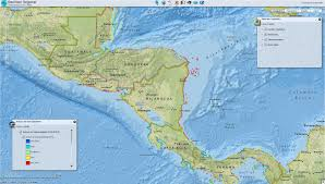 Maps Of Central America by Cathalac Models Central America U0027s Vulnerability To Coastal Hazards