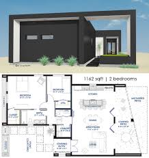 small courtyard house plans 1162 small modern house plan courtyard house plans front