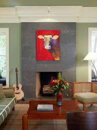 Cow Decor Cow Decor Houzz