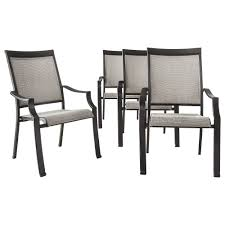 Sling Patio Chairs with Patio Target Patio Chair Gray Square Contemporary Wooden Target